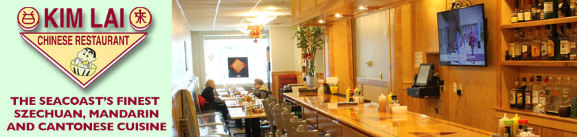 Welcome to Kim Lai Chinese Restaurant